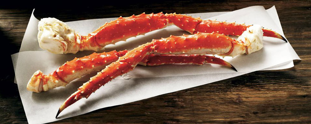 Quality Frozen King Crab Legs